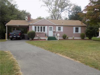 Bristol Single Family Home For Sale: 335 Stafford Avenue