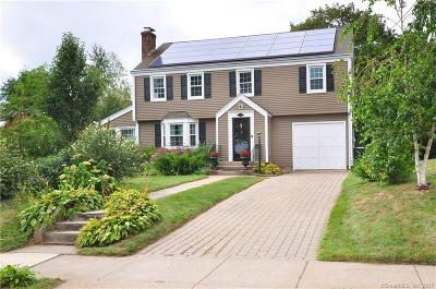 West Hartford Single Family Home For Sale: 477 South Main St