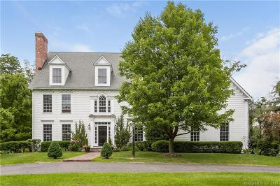 New Canaan CT Single Family Home For Sale: $1,994,900