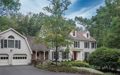 Ridgefield CT Single Family Home For Sale: $975,000