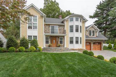 Stamford CT Single Family Home For Sale: $1,179,000