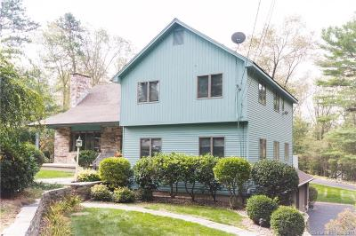 Glastonbury Single Family Home For Sale: 238 Toll Gate Road