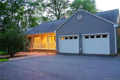 Southington Single Family Home For Sale: 218 Partridge Drive