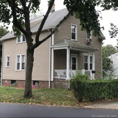 New Haven Single Family Home For Sale: 93 Palmieri Avenue