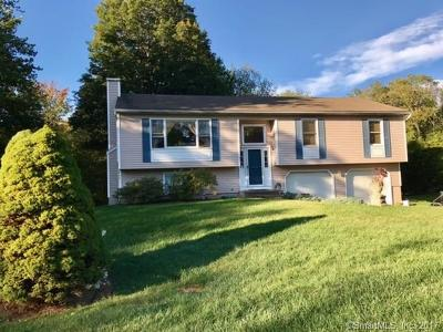 Cheshire Single Family Home For Sale: 611 Ives Row