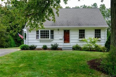 Tolland County, Windham County Single Family Home For Sale: 66 Hillcrest Drive