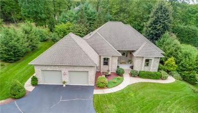 Manchester Single Family Home For Sale: 44 Tonica Spring Trail