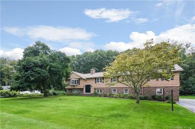 Orange Single Family Home For Sale: 276 Hemlock Hill Road
