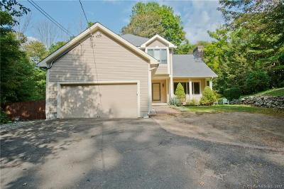 Bethany Single Family Home For Sale: 172 Falls Road