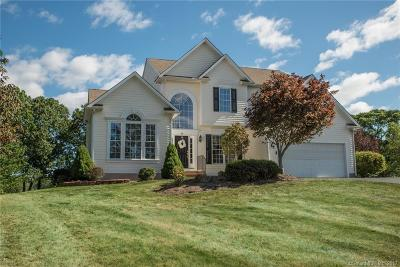 Old Lyme Single Family Home For Sale: 23 Haywagon Drive