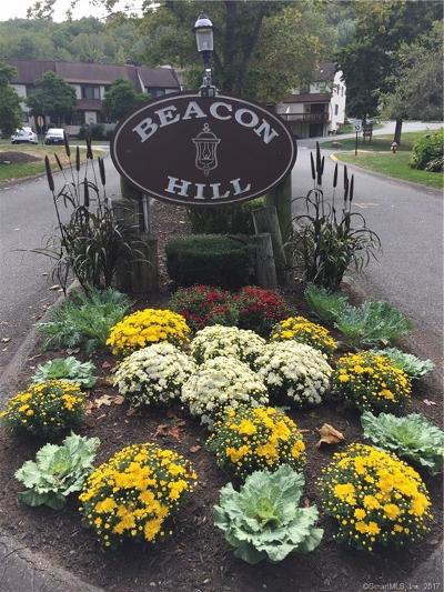 Beacon Falls Condo/Townhouse For Sale: 124 Essex Court #124