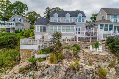 Old Lyme Single Family Home For Sale: 72 Sea View Road