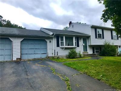 Hamden Single Family Home For Sale: 50 Robertson Road