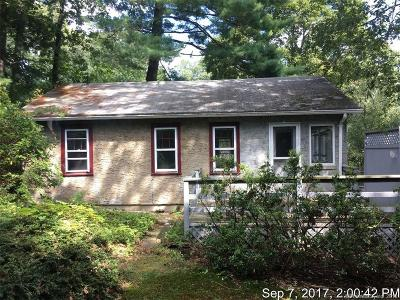Southbury Single Family Home For Sale: 79 Hornet Nest Road