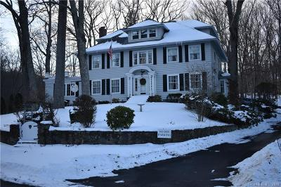 Middlebury Single Family Home For Sale: 96 Tucker Hill Road