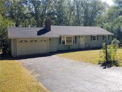 Cheshire Single Family Home For Sale: 62 Mountain Road