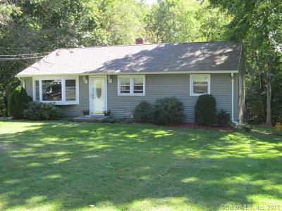 Middlebury Single Family Home For Sale: 43 Merideth Road