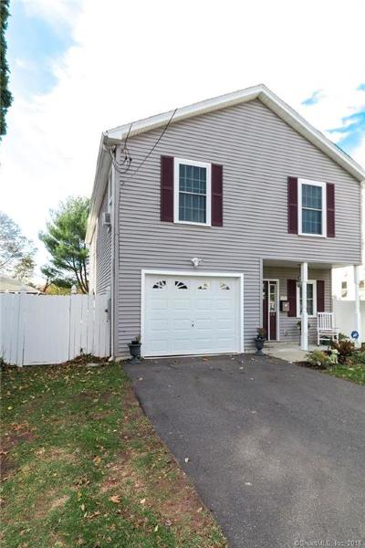 New Britain Single Family Home For Sale: 24 Derby Street