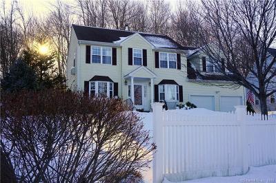 Torrington Single Family Home For Sale: 41 Stonehouse Way