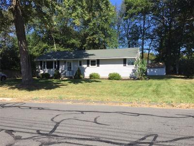 Wolcott Single Family Home For Sale: 24 Forestview Drive