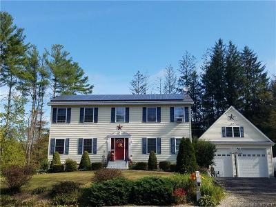 Brooklyn Single Family Home For Sale: 118 Fairgrounds Road