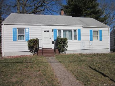 West Haven Single Family Home For Sale: 61 Hickory Street
