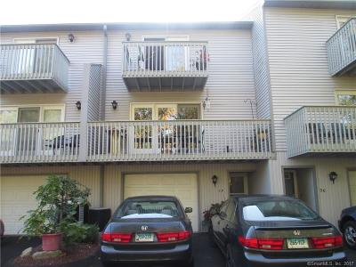Wolcott Condo/Townhouse For Sale: 20 Wolf Hill Road #9-F