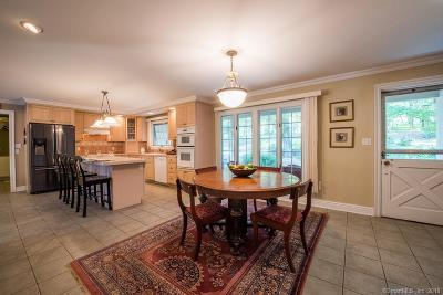 Lyme Single Family Home For Sale: 318 Grassy Hill Road