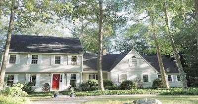 Old Saybrook Single Family Home For Sale: 4 Leada Woods Road
