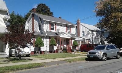 Bridgeport Single Family Home For Sale: 114 Eaton Street