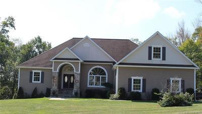 Torrington Single Family Home For Sale: 33 Falcon Ridge Road