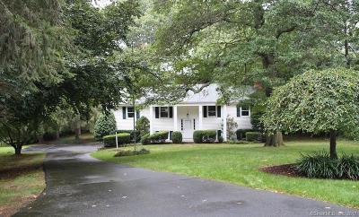 Fairfield County Single Family Home For Sale: 8 Webster Valley Road
