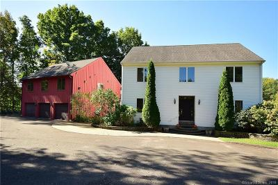 Suffield Single Family Home For Sale: 399 South Main Street South