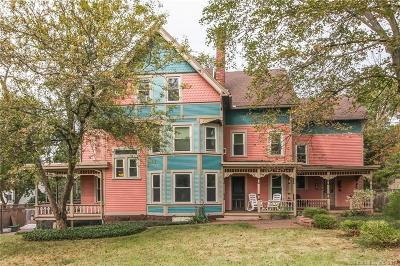 New Haven Multi Family Home For Sale: 965 Quinnipiac Avenue