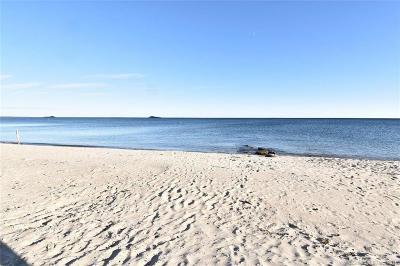 Clinton Single Family Home For Sale: 129b Shore Road