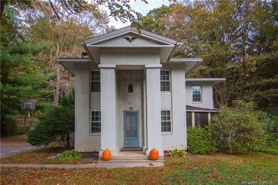 Farmington Single Family Home For Sale: 40 & 42 Lovely Street