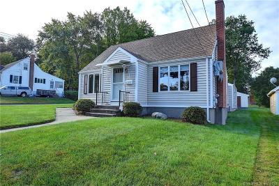 East Hartford Single Family Home For Sale: 125 Walnut Street