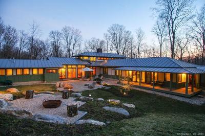 Kent Single Family Home For Sale: 221 Fuller Mountain Road