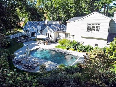 Fairfield County Single Family Home For Sale: 12 Green Acre Lane