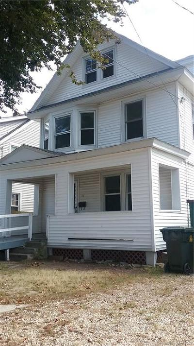 New London Single Family Home For Sale: 90 School Street