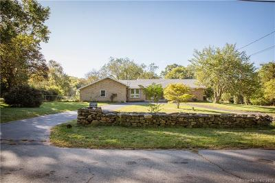 Clinton Single Family Home For Sale: 111 Long Hill Road