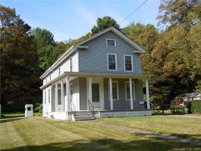 Thomaston Single Family Home For Sale: 67 Marine Street