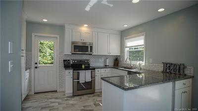 Southbury Single Family Home For Sale: 232 Amos White Road