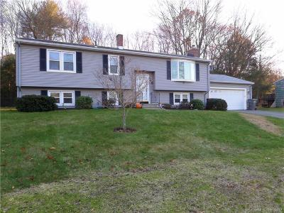 Naugatuck Single Family Home For Sale: 148 Longview Terrace