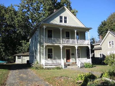 Torrington Single Family Home For Sale: 44 Brooker Street