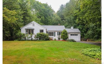 Avon Single Family Home For Sale: 106 Cider Brook Road
