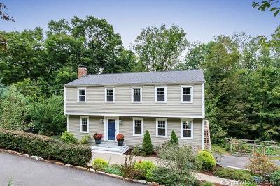 Wilton Single Family Home For Sale: 167 Deer Run Road