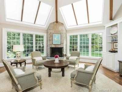 Wilton Single Family Home For Sale: 20 Woods End Drive