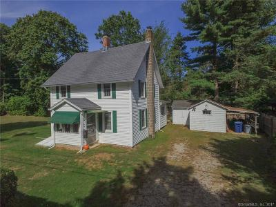Old Lyme Single Family Home For Sale: 1 Maple Lane