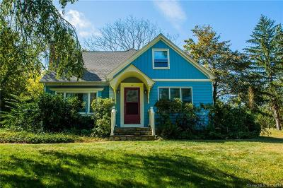 Wallingford Single Family Home For Sale: 53 Mapleview Road